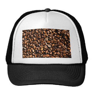 Coffee beans hats
