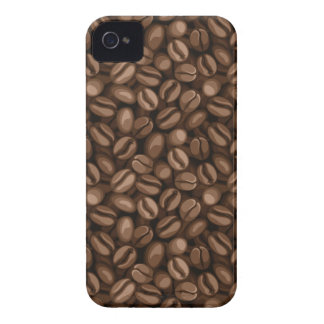 Coffee beans iPhone 4 cover