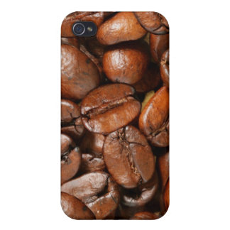 Coffee Beans iPhone 4 Cases