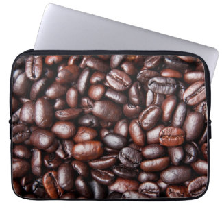 Coffee Beans - Java Bean Customized Templates Laptop Sleeve