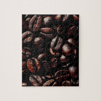 Coffee beans jigsaw puzzle