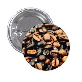 Coffee Beans Photography 3 Cm Round Badge