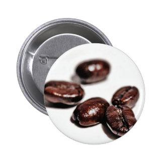 Coffee Beans Shot In My New Studio 6 Cm Round Badge