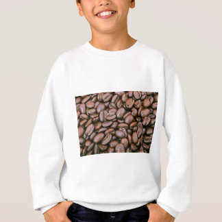 Coffee beans sweatshirt