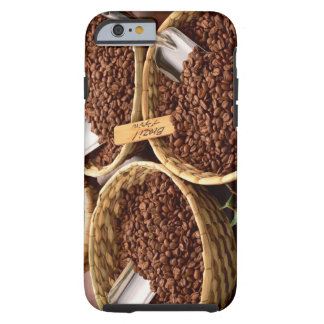Coffee Beans Tough iPhone 6 Case
