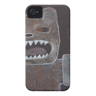 Coffee Bear iPhone 4 Case-Mate Cases