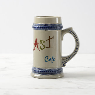 """Coffee Beast Cafe"" Coffee Mug"