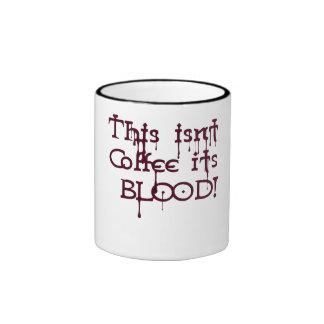Coffee Blood 2 Mug