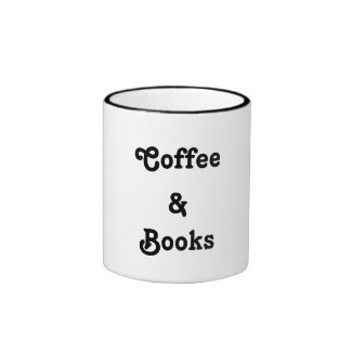 Coffee & Books Mug
