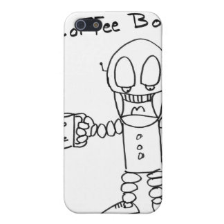 Coffee Bot iPhone Case iPhone 5 Cases