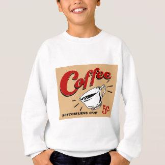 Coffee Bottomless Cup Sweatshirt