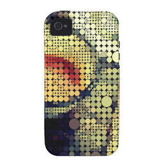 Coffee Break - Cool dots Case For The iPhone 4