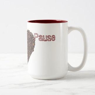 Coffee break Two-Tone mug