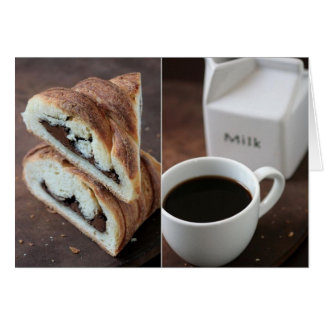Coffee Break: Nutella Danish Card