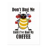 Coffee Bug Post Cards