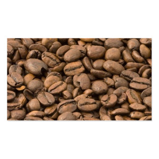 coffee Double-Sided standard business cards (Pack of 100)