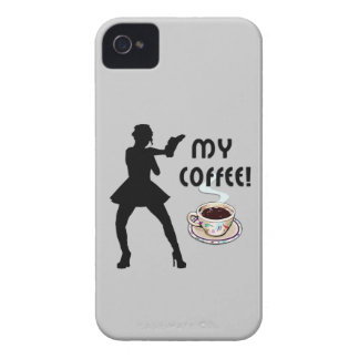 Coffee iPhone 4 Case-Mate Case