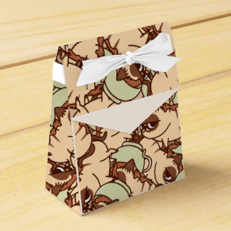 Coffee Cat Favour Box