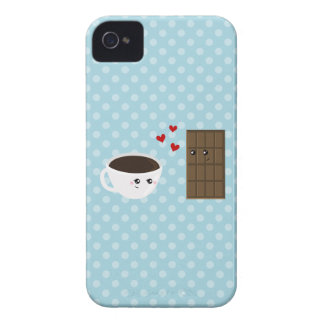 Coffee & Chocolate Love Case-Mate iPhone 4 Cases