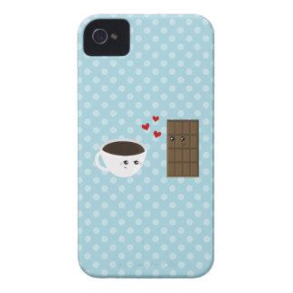 Coffee & Chocolate Love iPhone 4 Case