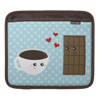Coffee & Chocolate Love iPad Sleeve