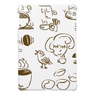 Coffee Coffee Coffee iPad Mini Case