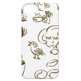 Coffee Coffee Coffee iPhone 5 Cases
