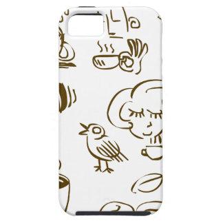 Coffee Coffee Coffee iPhone 5 Covers