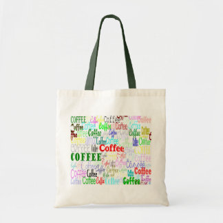 Coffee Coffee Coffee! Budget Tote Bag