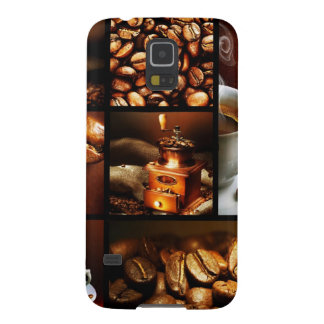 Coffee Collage 2 Galaxy S5 Case