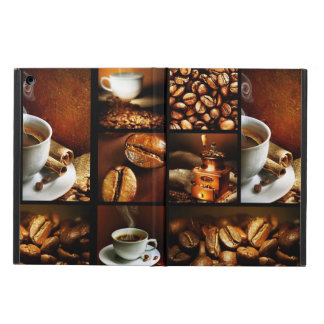 Coffee Collage 2 iPad Air Cover