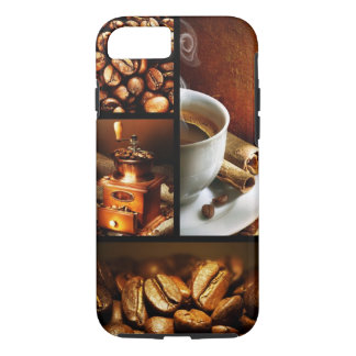 Coffee Collage 2 iPhone 8/7 Case