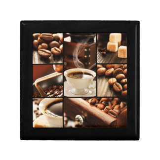 Coffee Collage Gift Box