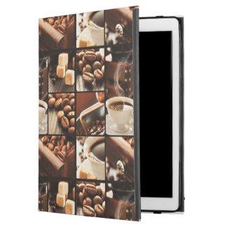 "Coffee Collage iPad Pro 12.9"" Case"