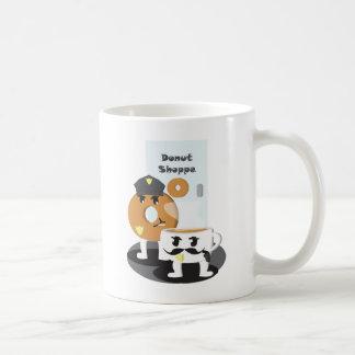 Coffee Cop Coffee Mug