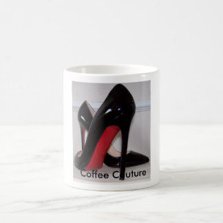 Coffee Couture Basic White Mug