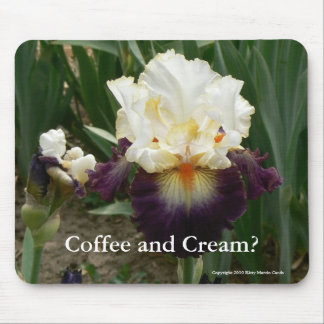 Coffee & Cream Mouse Pad