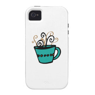 Coffee Cup iPhone 4/4S Cover
