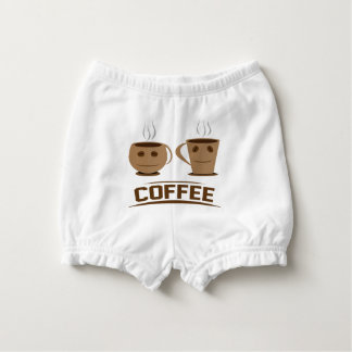 Coffee cup nappy cover