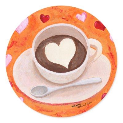 Free Coffee Cup Applique Pattern Appliq Patterns