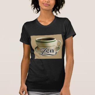 Coffee Cup Zen Tee Shirt