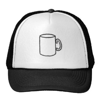 coffee cups cap