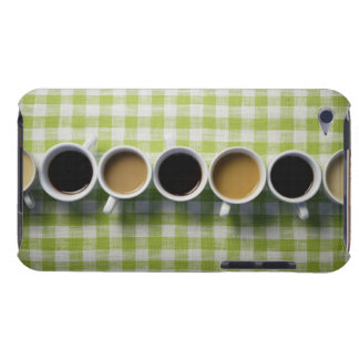 Coffee cups iPod touch cover