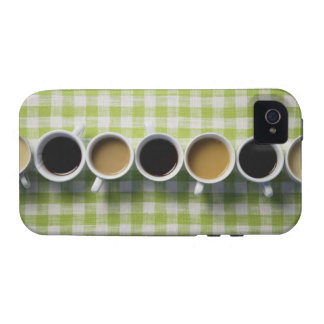 Coffee cups Case-Mate iPhone 4 cases