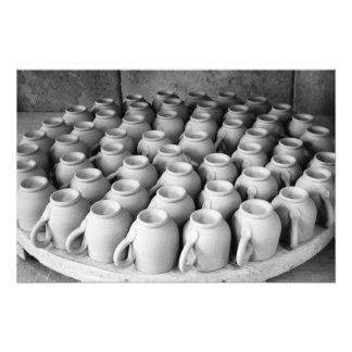 Coffee cups art photo