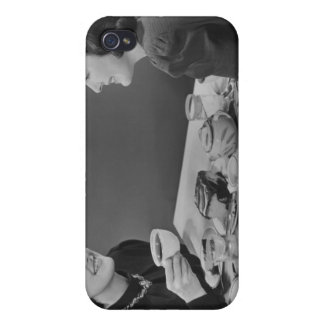 Coffee Date iPhone 4/4S Cases