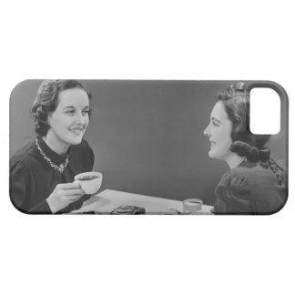 Coffee Date iPhone 5 Cover