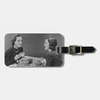 Coffee Date Luggage Tag