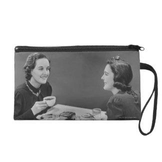 Coffee Date Wristlet