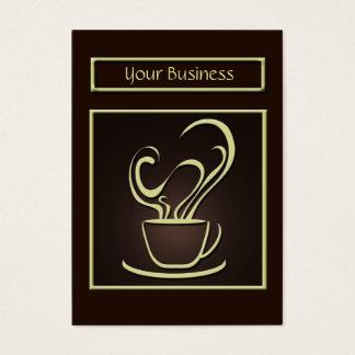 Coffee Design Business Card
